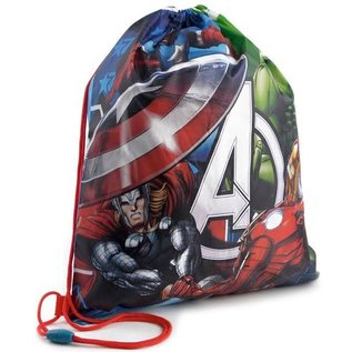 Marvel Comics Avengers sport / gymtas 41x32 cm