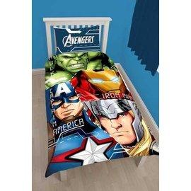 Marvel Comics Avengers dekbedovertrek Tech 135x200 cm