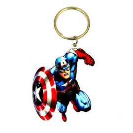 Marvel Comics Captain America sleutelhanger