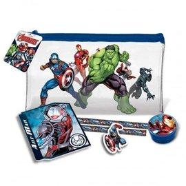 Marvel Comics Avengers gevulde etui