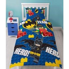 Lego Batman dekbedovertrek Hero 135x200 cm