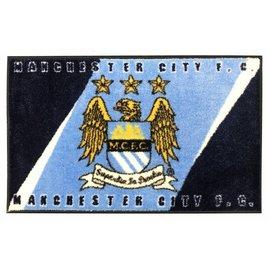 Manchester City vloerkleed 80x50 cm