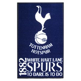 Tottenham Hotspur FC vloerkleed 80x50 cm
