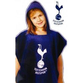 Tottenham Hotspur FC badponcho met capuchon