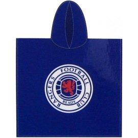 Rangers FC badponcho met capuchon