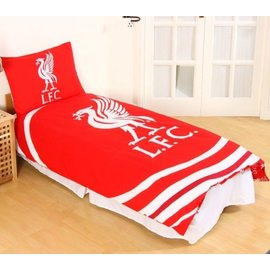 Liverpool FC dekbedovertrek 135x200 cm