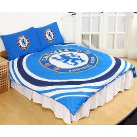 Chelsea FC dekbedovertrek 200x200 cm
