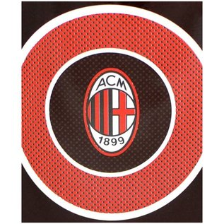 AC Milan fleece plaid Bullseye