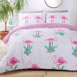 Flamingo dekbedovertrekken