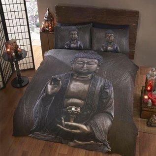 Buddha dekbedovertrekken 200x200 cm