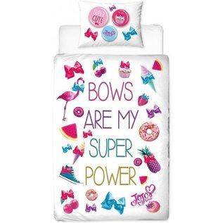 JoJo Siwa dekbedovertrek Super power