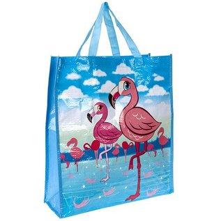 Flamingo boodschappentas
