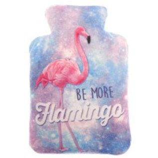 Pittenzak met flamingo