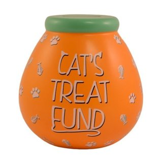 Spaarpot Cat's Treat Fund