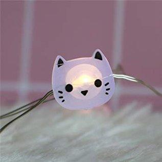LED strip met poesjes lampjes