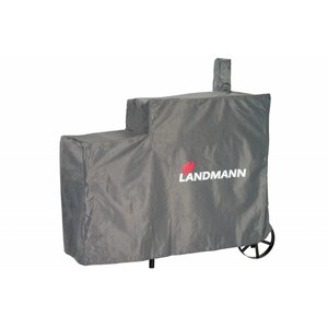 LANDMANN beschermingshoes Housse de protection Premium Smoker L.