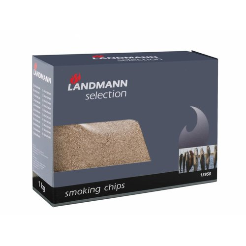 LANDMANN BBQ accessoires Rookspaanders Beukenhout