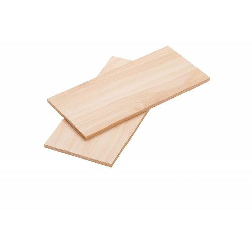 LANDMANN BBQ accessoires Rookplanken Hickory-hout