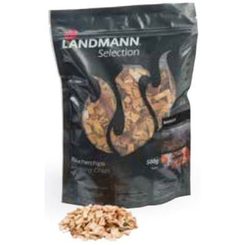 LANDMANN BBQ accessoires Rookchips Wiskey/Eiken
