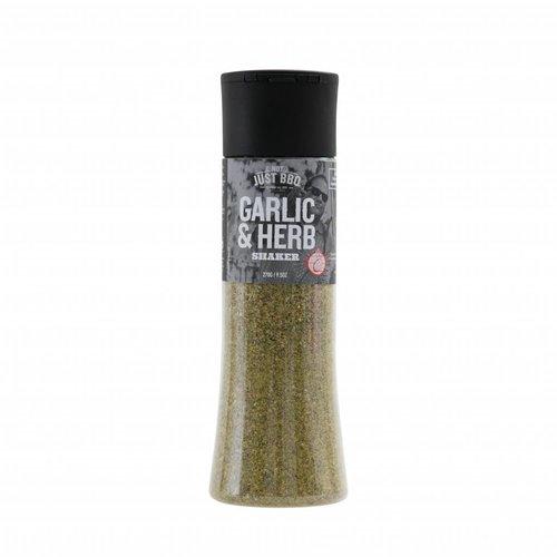 Not Just BBQ Garlic & Herb Shaker
