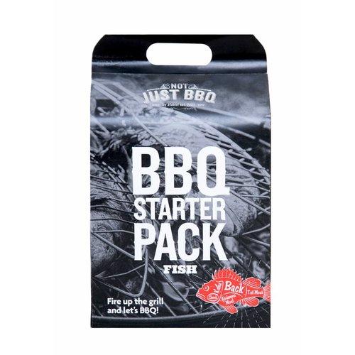 Not Just BBQ BBQ Starterspack Fish