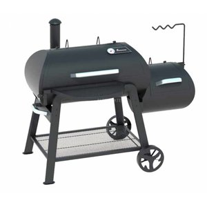 HOT BARBECUES AND SMOKERS HOT BARBECUES AND SMOKERS