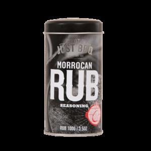 Not Just BBQ Rub marocain