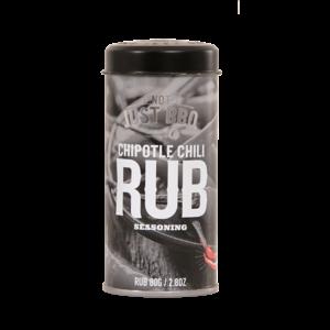 Not Just BBQ Chipotle Chili Rub