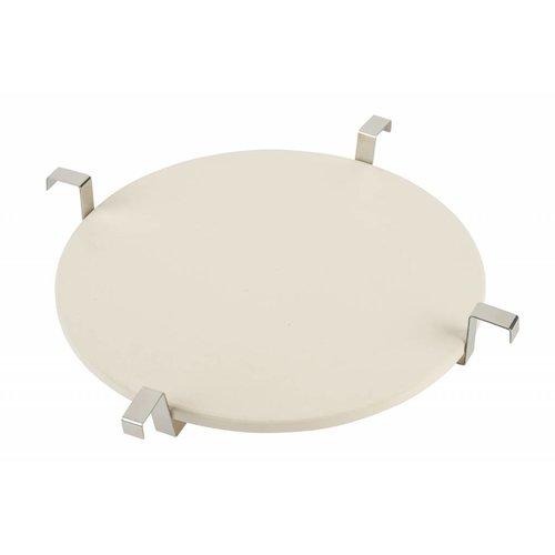 LANDMANN BBQ accessoires Landmann  deflector plate/  pizza steen voor  Kamado