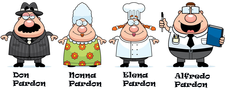 familia Don Pardon