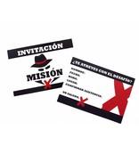 Misión X  Paquete de fiesta 'pequeño'