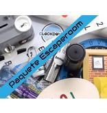 ClockDown Paquete de pistas para Escaperoom