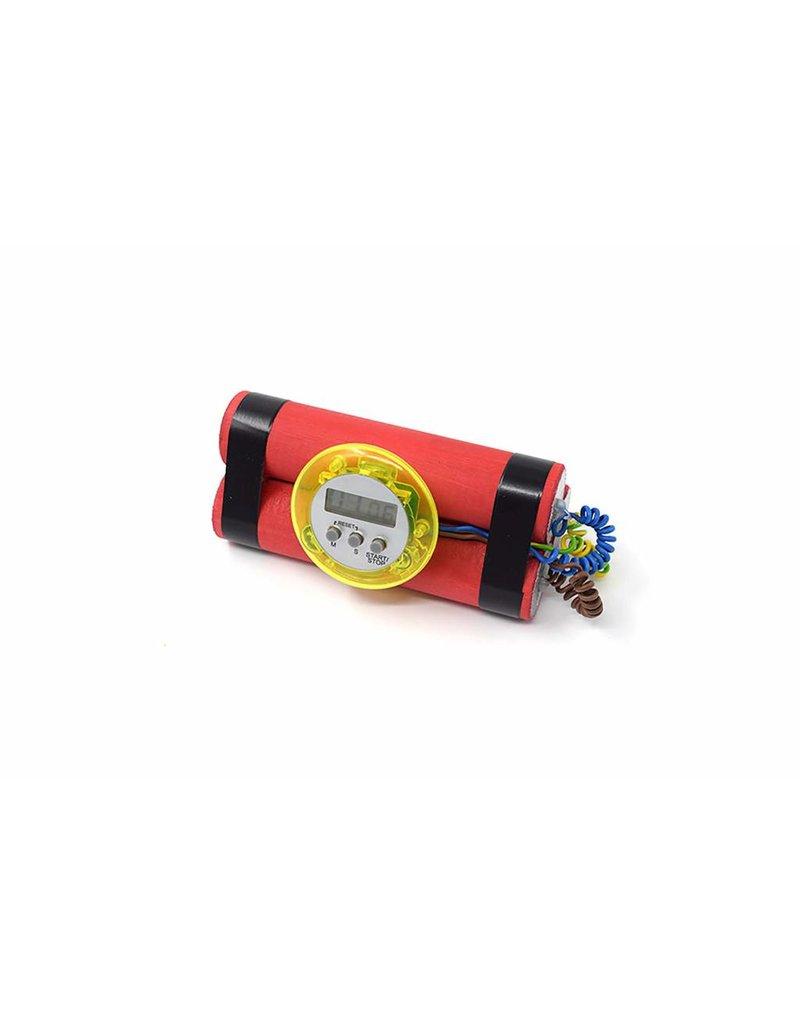 Don Pardon Bomba con temporizador (juguete)