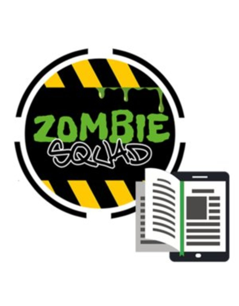 Zombie Squad Guion digital