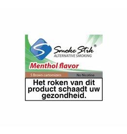 Smokestik Cartomizer Menthol Brown 5 Pack
