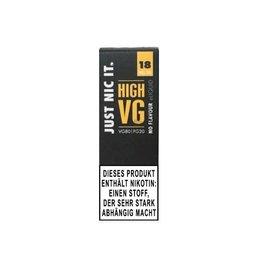 Just Nic It�� Base 20PG / 80VG-18mg