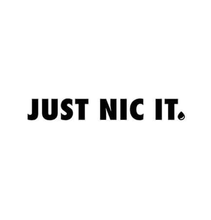 Just Nic it