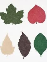 Bookmarks Leaf  Winter
