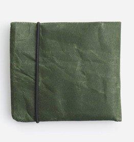 Portemonnee kort - donker groen