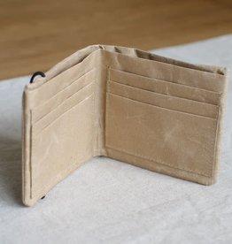 Portemonnee kort - Beige