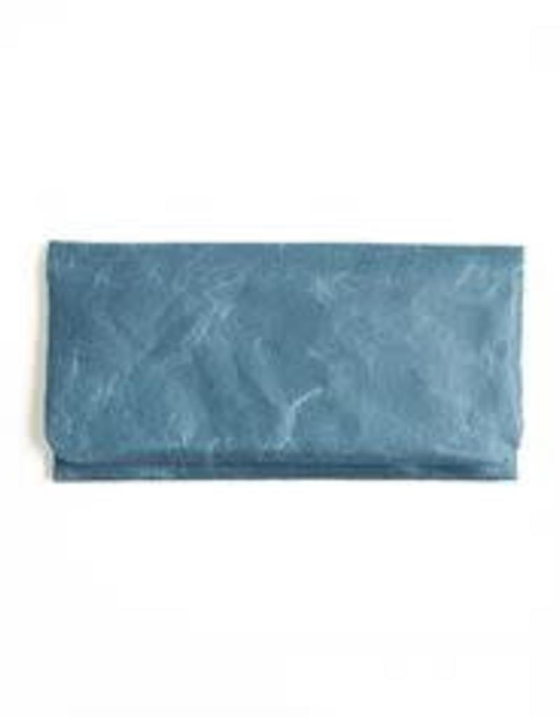 Portemonnee lang - blauw