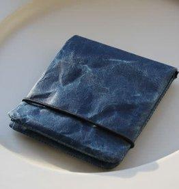 Portemonnee kort- Donker blauw
