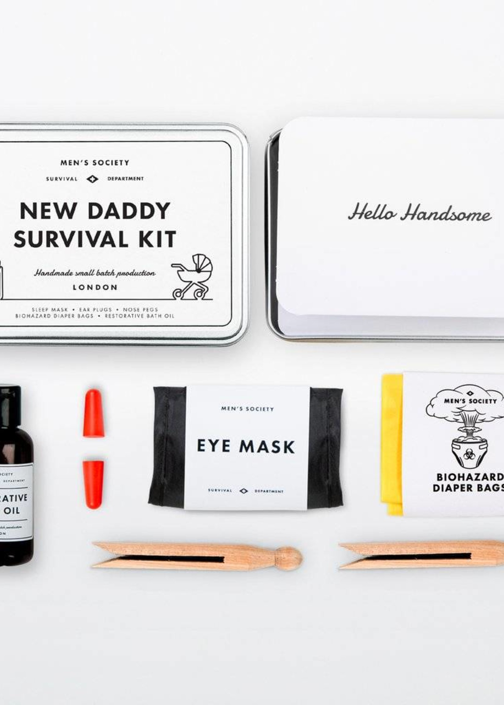 New Daddy Survival KIT