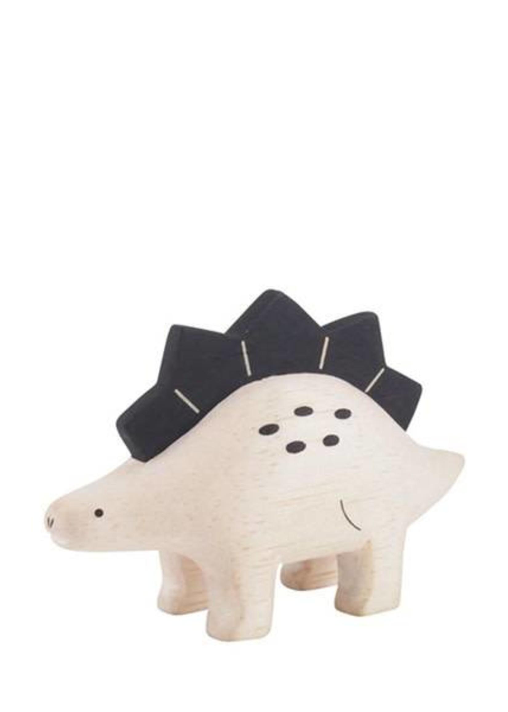 Houten diertje -  Stegosaurus