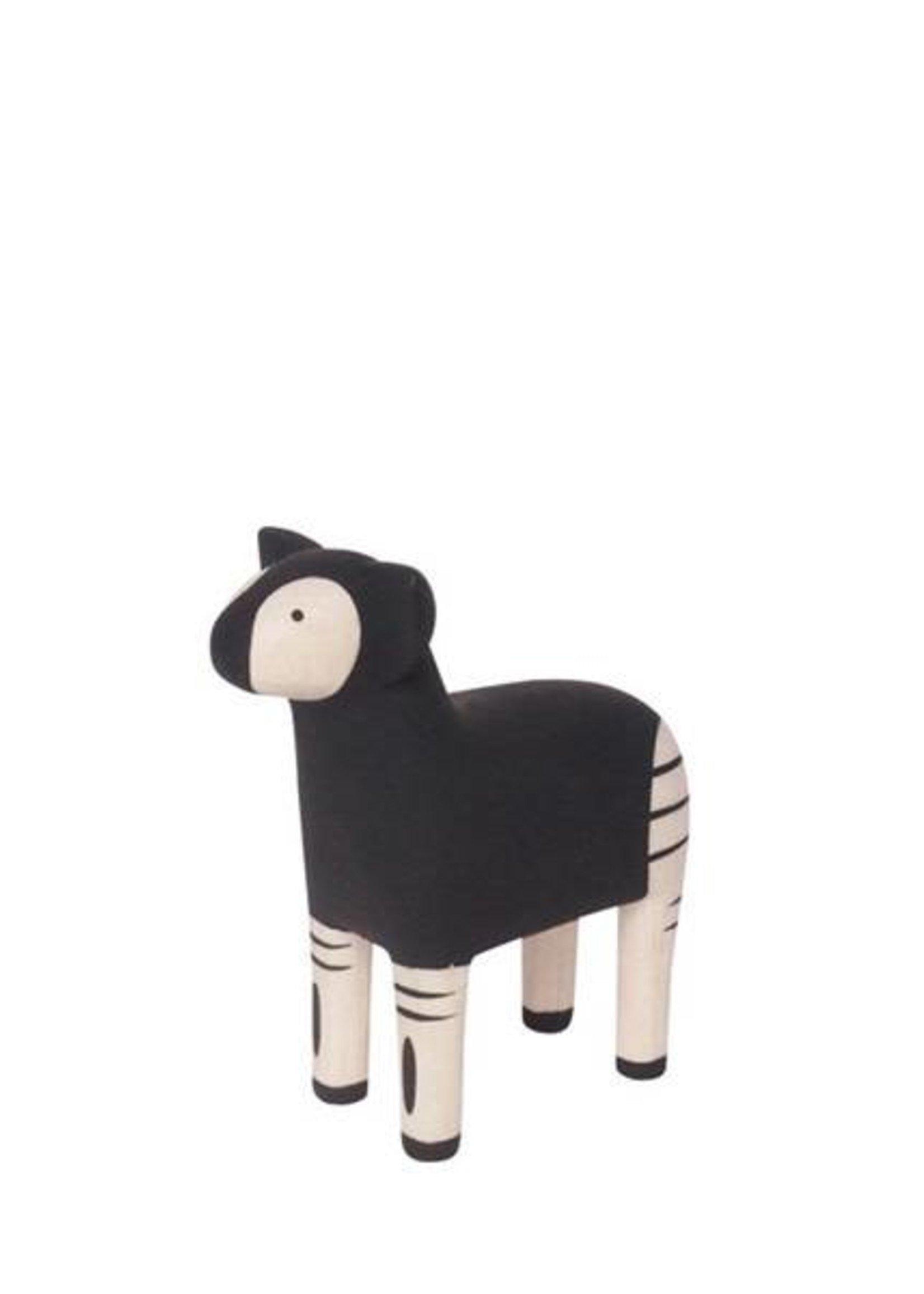 Houten diertje -  Okapi
