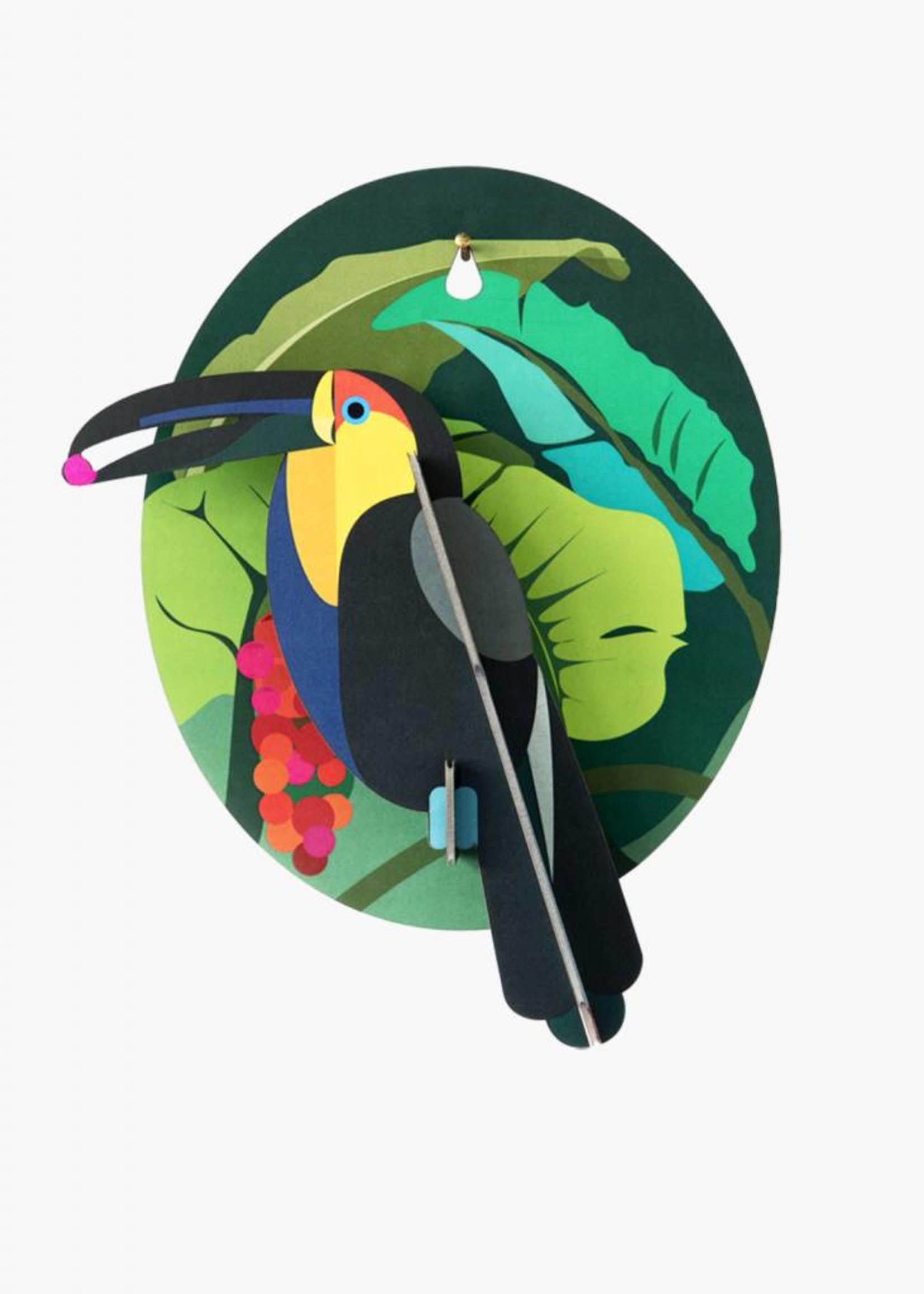Muur decoratie - vogels