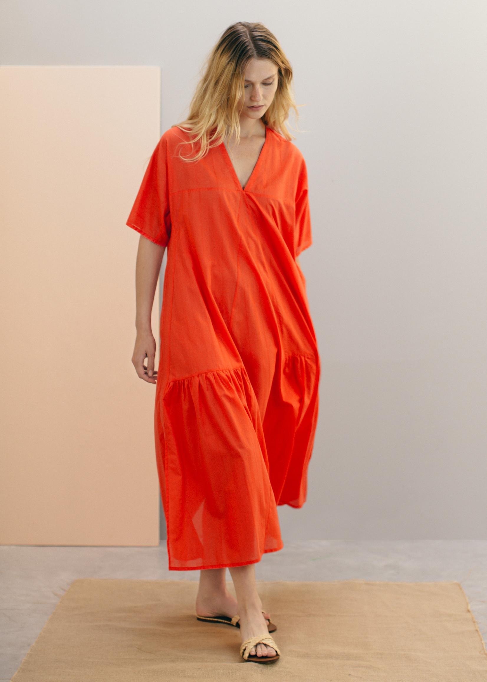 Lange jurk - Leony