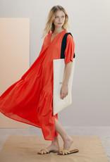 Pluto Lange jurk - Leony