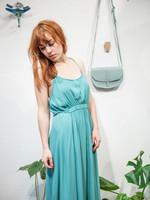 Halfange jurk