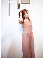 Halflange jurk